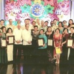 Bayanihan recipient of Banaag Award