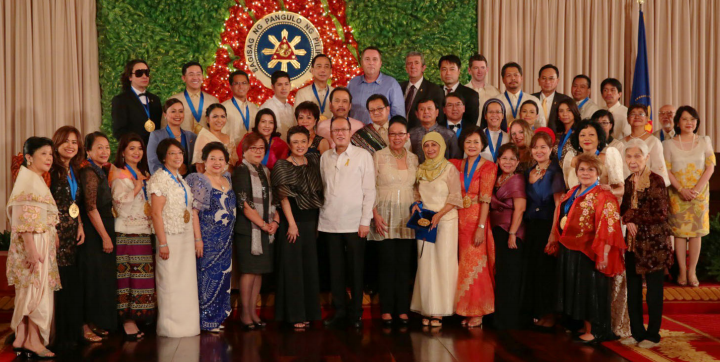 CFO calls for nominations to the 2016 Presidential Awards for Filipino individuals & organisations overseas