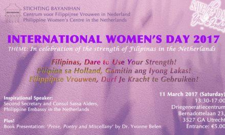 International Women's Day 2017
