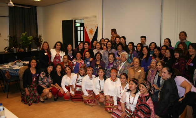 Bayanihan celebrates IWD 2018 with focus on gender equality awareness